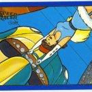 Speed Racer #09 Gold Foil Parallel Trading Card Girl Dardevil