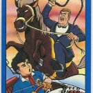 Speed Racer #13 Gold Foil Parallel Card The Car Hater