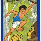 Speed Racer #20 Gold Foil Parallel Card Crash In The Jungle