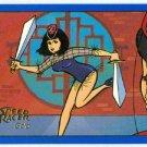 Speed Racer #26 Gold Foil Card The Dangerous Witness