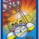 Speed Racer #32 Gold Foil Parallel Card The Car In The Sky