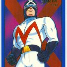 Speed Racer #36 Gold Foil Parallel Trading Card Racer X