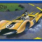 Speed Racer #44 Gold Foil Parallel Trading Card Racer X's #9