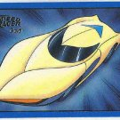 Speed Racer #46 Gold Foil Parallel Trading Card GRX