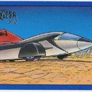 Speed Racer #47 Gold Foil Parallel Card Supersonic Car
