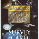 Star Trek 1994 Master Series 2 Survey Trading Card