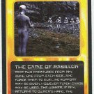 Doctor Who CCG The Game Of Rasillon Uncommon BB Game Card