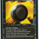Doctor Who CCG Spectrox Uncommon Game Trading Card
