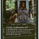 Doctor Who CCG Total Survival Kit Uncommon Game Card