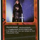 Doctor Who CCG Morgaine Uncommon Game Trading Card