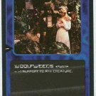 Doctor Who CCG Woolfweeds Uncommon Game Card