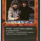 Doctor Who CCG Prof Clifford Jones Uncommon Card Stewart Bevan