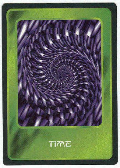 Doctor Who CCG Time Past Black Border Game Card (5)