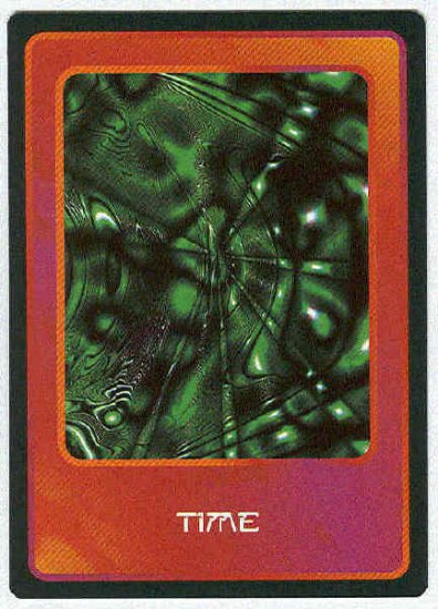 Doctor Who CCG Time Present Black Border Game Card (4)