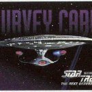 Star Trek The Next Generation Season 4 Survey Card