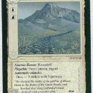 Middle Earth Mount Gram Wizards Limited Fixed Game Card