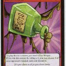 Neopets CCG Base Set #73 Potion of Sludge Rare Game Card