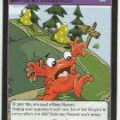 Neopets #80 Slorg Trails Rare Game Card Unplayed