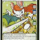 Neopets CCG Base Set #63 Koya Korbat Huntress Rare Card