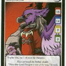 Neopets #117 General Kass Uncommon Game Card Unplayed