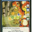 Neopets #112 Faerie Lantern Uncommon Card Unplayed