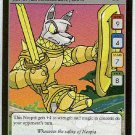 Neopets #125 Lupe Defender Uncommon Card Unplayed