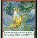 Neopets #151 Water Faerie Token Uncommon Card Unplayed