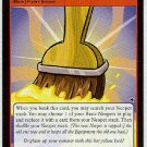 Neopets #156 Yellow Paint Brush Uncommon Card Unplayed