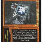 Terminator CCG Time Lab Discovered Uncommon Game Card
