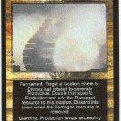 Terminator CCG Blown Power Grid Uncommon Game Card Unplayed