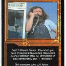Terminator CCG Spread The Word Uncommon Game Card Unplayed