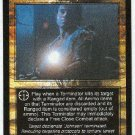 Terminator CCG Excessive Force Uncommon Game Card Unplayed