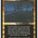 Terminator CCG Search Pattern Uncommon Game Card Unplayed