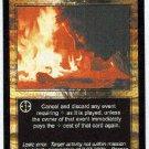 Terminator CCG Unpredictability Uncommon Game Card