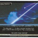 Terminator CCG Running Battle Uncommon Game Card