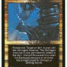 Terminator CCG Murphy's Law Uncommon Game Card