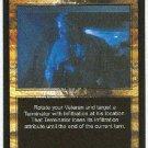 Terminator CCG Sixth Sense Uncommon Game Card