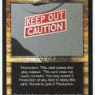 Terminator CCG Storage Cell Uncommon Game Card Unplayed