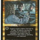 Terminator CCG Hesitation Uncommon Game Card