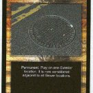 Terminator CCG Manhole Precedence Uncommon Game Card
