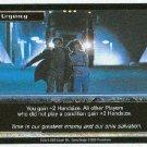 Terminator CCG Urgency Precedence Uncommon Game Card Unplayed