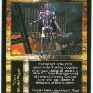 Terminator CCG Conquer Uncommon Game Card Unplayed