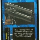 Terminator CCG .45 Long-Slide Precedence Game Card Unplayed