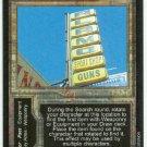 Terminator CCG Alamo Sport Shop Precedence Game Card Unplayed