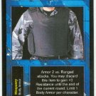 Terminator CCG Bullet-Proof Vest Game Card Unplayed