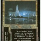 Terminator CCG City Park Precedence Game Card