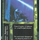 Terminator CCG Pawn III Precedence Game Card Unplayed