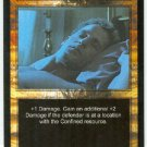 Terminator CCG Caught Off-Guard Precedence Game Card Unplayed