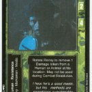 Terminator CCG Cpl. Rensy Precedence Game Card Unplayed