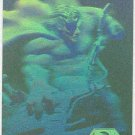 Superman Holo Series #41 Gold Parallel Card The Solution